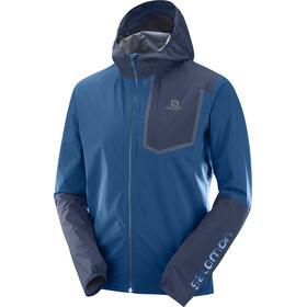 Salomon Bonatti Pro WP Jacket Herr poseidon/night sky